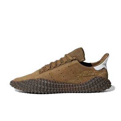 adidas Kamanda Brown Pack 'Brown Gum' productafbeelding