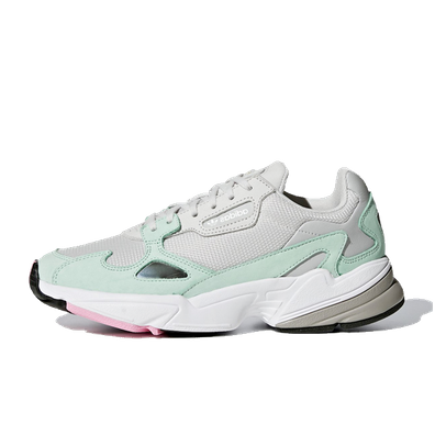 adidas Falcon W 'Grey One/Green' productafbeelding