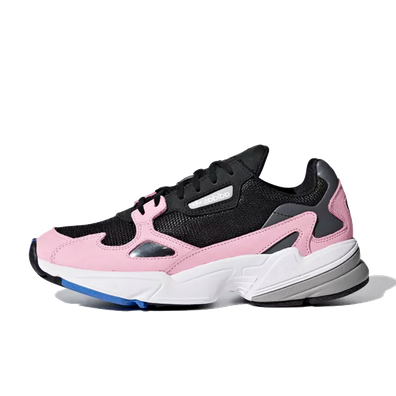 adidas Falcon W 'Core Black/Pink' productafbeelding