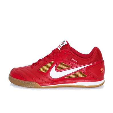 Supreme x Nike SB Gato 'Gym Red' productafbeelding