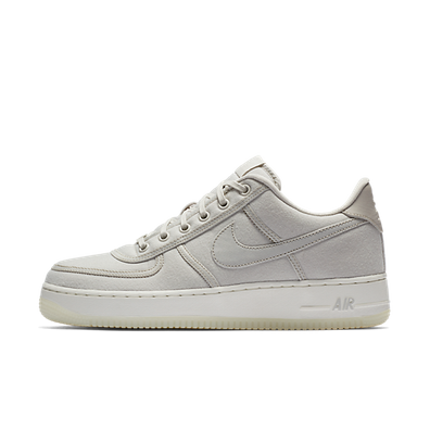 Nike Air Force 1 Low Retro QS CNVS 'Light Bone' productafbeelding