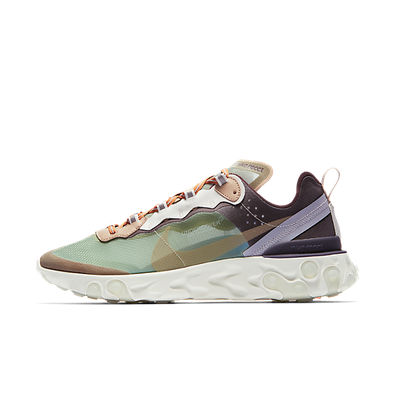 UNDERCOVER X Nike React Element 87 'Green Mist' productafbeelding