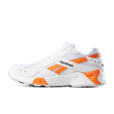 Reebok Aztrek 'White/Orange' productafbeelding