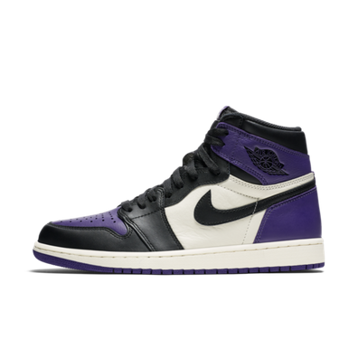 Air Jordan 1 Retro 'Court Purple' productafbeelding
