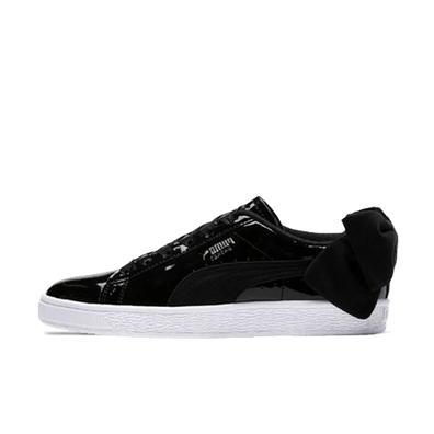 Puma Suede Bow Patent 'Black' productafbeelding