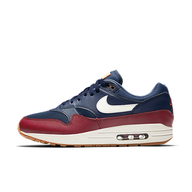 Nike Air Max 1 'Blue/Red' productafbeelding