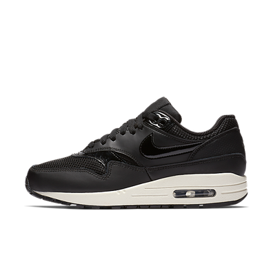 Nike WMNS Air Max 1 'Black Pattent' productafbeelding