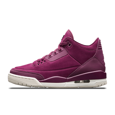 Air Jordan 3 WMNS 'Bordeaux' productafbeelding