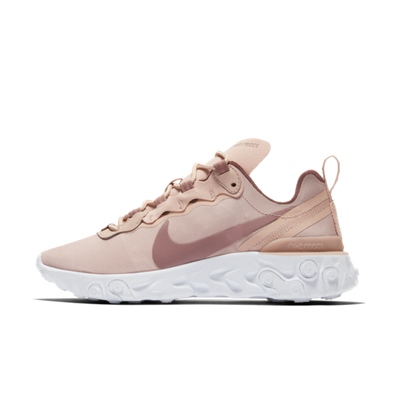 Nike WMNS React Element 55 ''Particle Rose' productafbeelding
