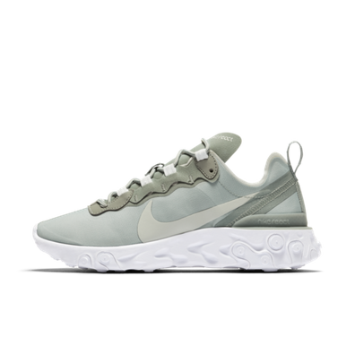 Nike WMNS React Element 55 'Mica Green' productafbeelding