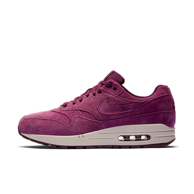 Nike Air Max 1 Premium 'Bordeaux' productafbeelding