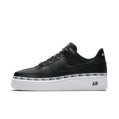 Nike WMNS Air Force 1 '07 Premium 'Black' productafbeelding