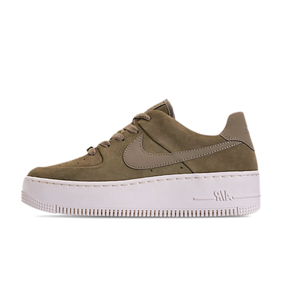 Nike WMNS Air Force 1 Sage 'Trooper' productafbeelding