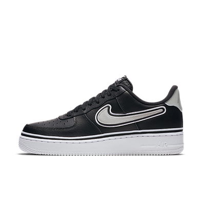 Nike Air Force 1 NBA Sport Pack 'Black & White' productafbeelding