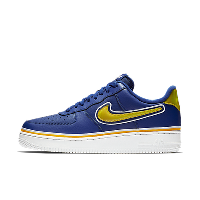 Nike Air Force 1 NBA Sport pack 'Deep Royal' productafbeelding