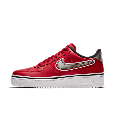 Nike Air Force 1 NBA Sport pack 'Varsity Red' productafbeelding