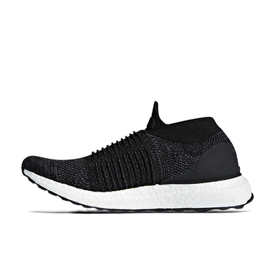adidas Ultra Boost Laceless Black productafbeelding