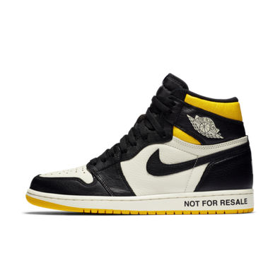 Air Jordan 1 High 'Not For Resale' productafbeelding