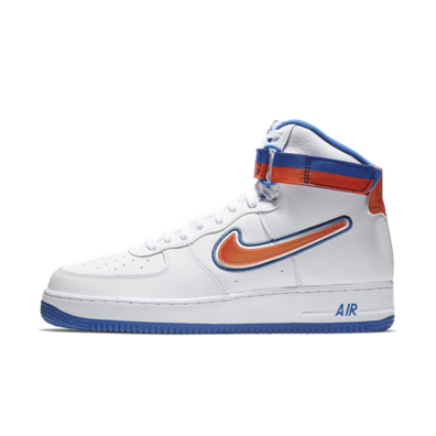 Nike Air Force 1 High NBA Sport pack 'Knicks productafbeelding