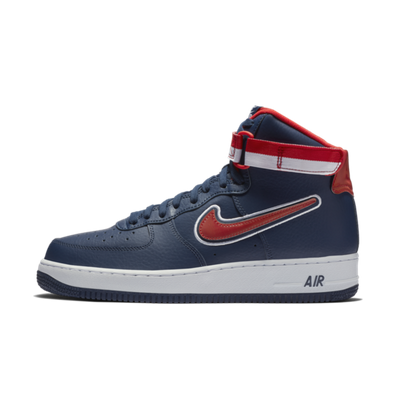 Nike Air Force 1 High NBA Sport pack 'Washington Wizards' productafbeelding