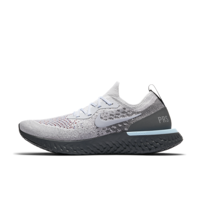 Nike Epic React Flyknit 'Wolf Grey' productafbeelding