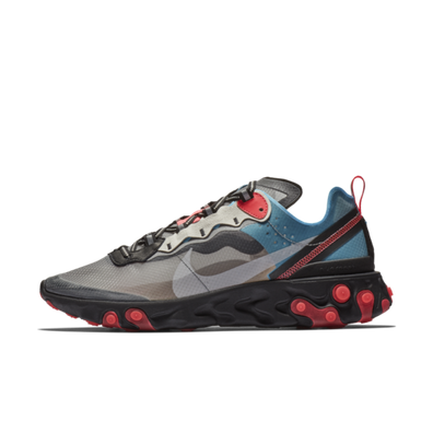 Nike React Element 87 'Cool Grey' productafbeelding
