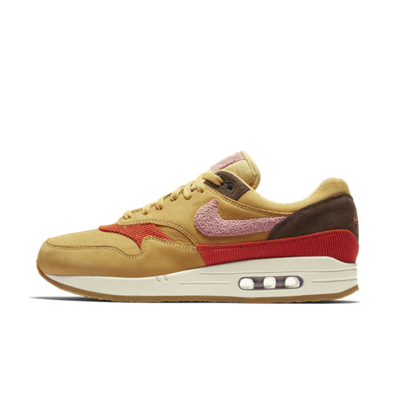 Nike Air Max 1 Premium 'Wheat Gold' productafbeelding