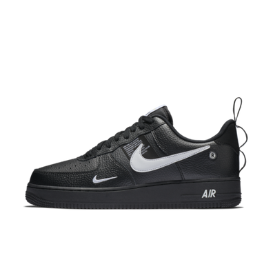 nike air force 1 dames zwart wit