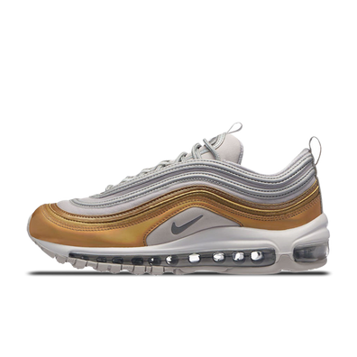 designer fashion ceaea 025df Nike Air Max 97 SE  Metallic Silver   Gold