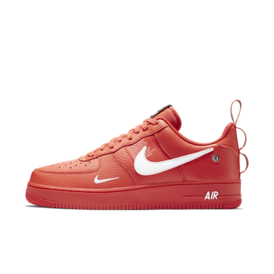 Nike Air Force 1 '07 LV8 Utility 'Team Orange' productafbeelding