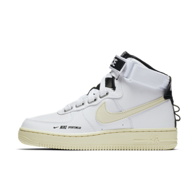 Nike Air Force 1 High Utility 'Light Cream' productafbeelding