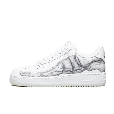 Nike Air Force 1 Low QS 'Skeleton' productafbeelding