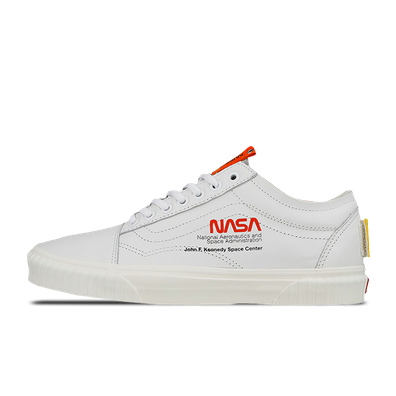 Nasa x Vans Old Skool 'True White' productafbeelding