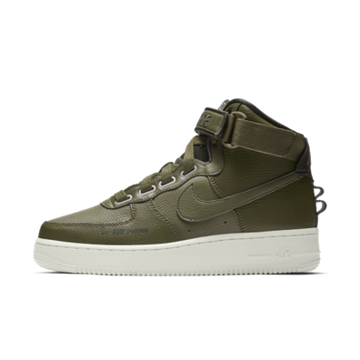 Nike WMNS Air Force 1 High Utility 'Olive Canvas' productafbeelding