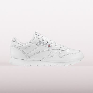 Reebok CL Leather Sneakers Dames productafbeelding