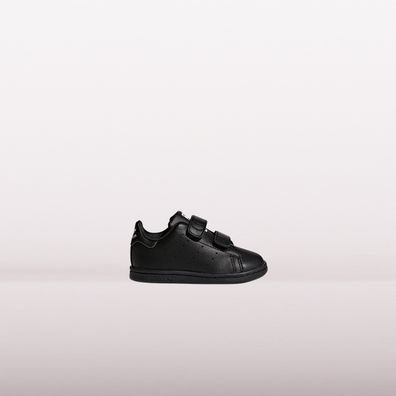 adidas Stan Smith CF Black Baby productafbeelding