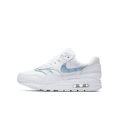 Nike Air Max 1 GS White Junior productafbeelding