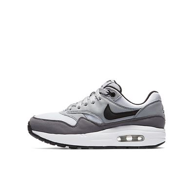 Nike Air Max 1 GS Wolf Grey/ Gun Smoke productafbeelding