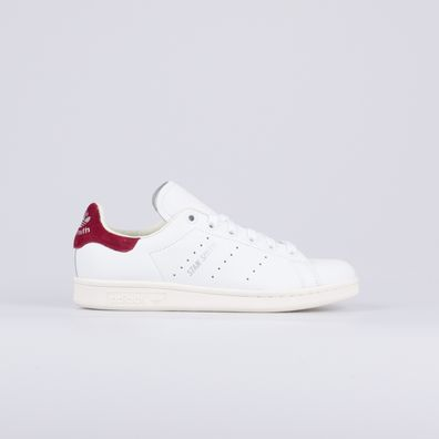 adidas Stan Smith White Red Wmns productafbeelding