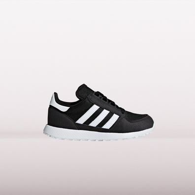 adidas Forest Grove Black/ White Kids productafbeelding