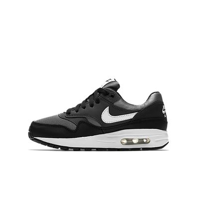 Nike Air Max 1 GS Black Grey Junior productafbeelding