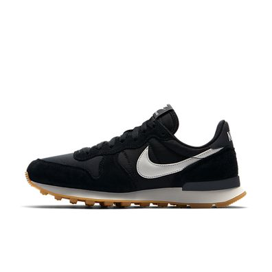 nike internationalist blauw rood