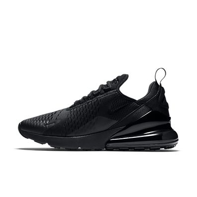 Nike Air Max 270 Black productafbeelding