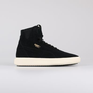 Puma Breaker HI Black White productafbeelding