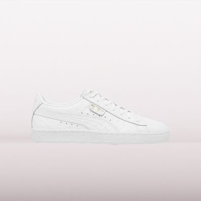 Puma Basket Ostrich White Wmns productafbeelding