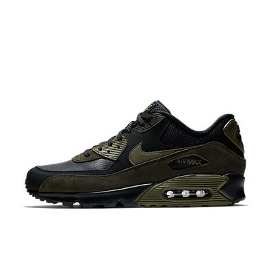 Nike Air Max 90 Leather Dark Green productafbeelding