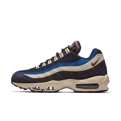 Nike Air Max 95 PRM Blackend Blue productafbeelding