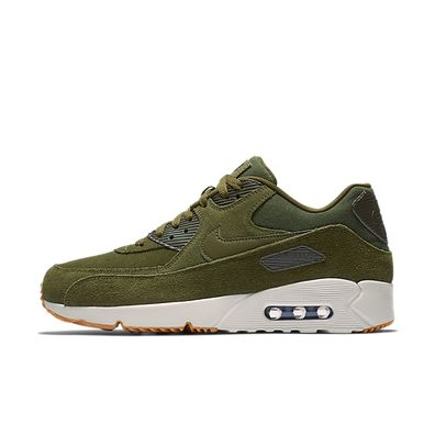 Nike Air Max 90 Ultra 2.0 LTR Olive Canvas productafbeelding