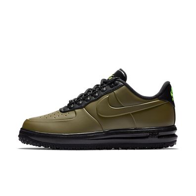 Nike Lunar Force 1 Duckboot Low Olive Canvas productafbeelding