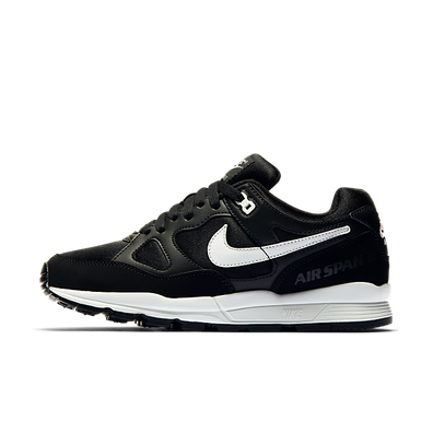 Nike Air Span II Black/ White Wmns productafbeelding